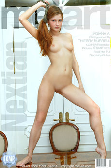 MetArt Indiana A in Nextian