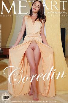 Met Art Coredin nude photos gallery met MetArt model Lenai