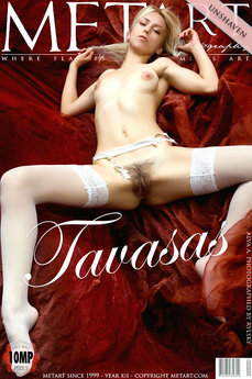 9 MetArt members tagged Alva A and erotic images gallery Tavasas 'white stockings'