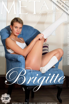 Met Art Presenting Brigitte erotic images gallery with MetArt model Brigitte D
