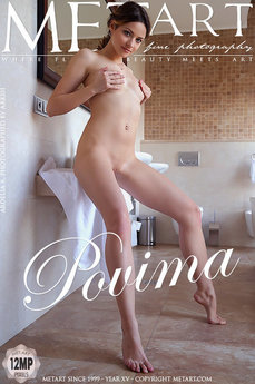 Met Art Povima naked pictures gallery with MetArt model Ardelia A