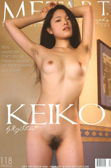 12 MetArt members tagged Keiko A and erotic photos gallery Keiko 'japanese'