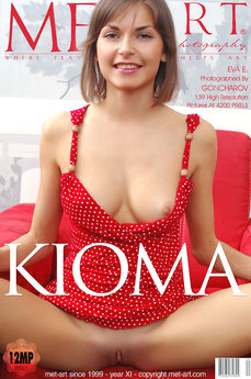 erotic photography gallery Kioma with Eva E
