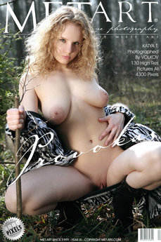 52 MetArt members tagged Katya T and erotic images gallery Provokas 'hanging breasts'