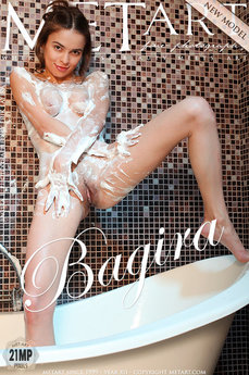 Met Art Presenting Bagira erotic images gallery with MetArt model Bagira B