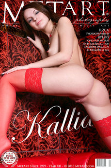 75 MetArt members tagged Ilze A and erotic photos gallery Kallias 'beautiful all over'
