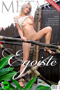erotic photography gallery Egoiste with Mila I