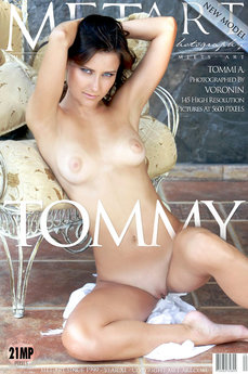 MetArt Gallery Presenting Tommy with MetArt Model Tommi A