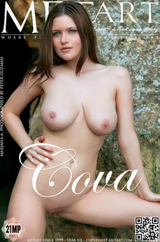 7 MetArt members tagged Marjana A and naked pictures gallery Cova 'hanging breasts'