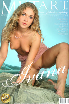 51 MetArt members tagged Ivana A and erotic photos gallery Presenting Ivana 'peach fuzz'
