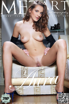 218 MetArt members tagged Sandra D and erotic photos gallery Aura 'seductive'