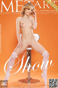 MetArt Gallery Show with MetArt Model Lili H