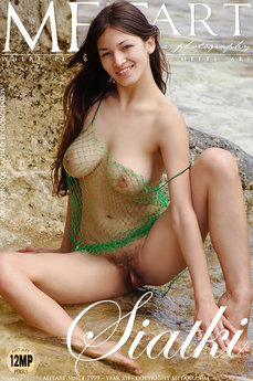 20 MetArt members tagged Sofi A and erotic images gallery Siatki 'exquisite breasts'