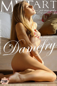 22 MetArt members tagged Katherine A and erotic photos gallery Damefry 'stunning beauty'