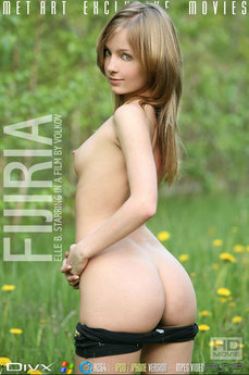 MetArt Gallery Fijiria with MetArt Model Elle B