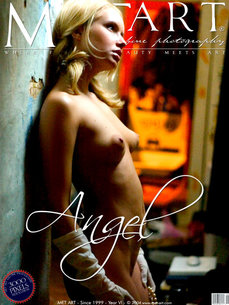 erotic photography gallery Koika - Angel with Koika