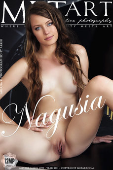 46 MetArt members tagged Milana K and erotic images gallery Nagusia 'tall girl'
