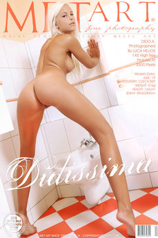 MetArt Gallery Didissima with MetArt Model Dido A