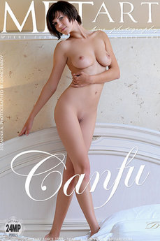 4 MetArt members tagged Suzanna A and nude photos gallery Canfu 'short hair'