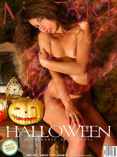 20 MetArt members tagged Idoia A and nude photos gallery Halloween 'trimmed pussy'