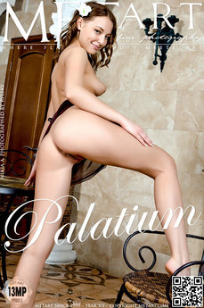 MetArt Gallery Palatium with MetArt Model Nikia A