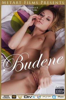 Met Art Budene erotic images gallery with MetArt model Candice B