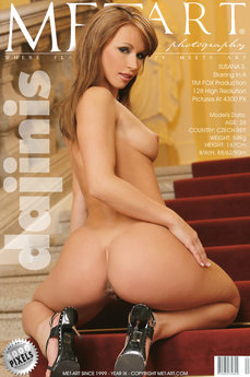 80 MetArt members tagged Susana S and erotic images gallery Dajinis 'best ass ever'