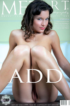 MetArt Gallery Add with MetArt Model Izabelle A
