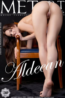 Met Art Aldeean erotic photos gallery with MetArt model Zhanet A