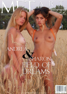 28 MetArt members tagged Andrea C & Sharon E and naked pictures gallery Field Of Dreams 'underwater'
