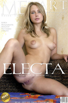 erotic photography gallery Electa with Koika