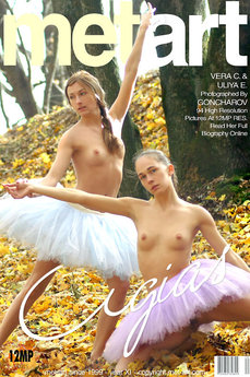 MetArt Gallery Agias with MetArt Models Uliya E & Vera C
