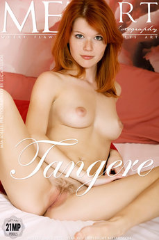 58 MetArt members tagged Mia Sollis and nude pictures gallery Tangere 'beautiful redhead'