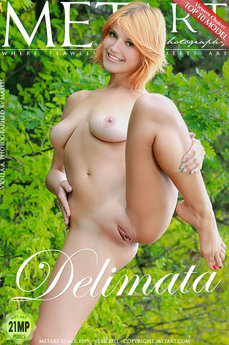 26 MetArt members tagged Violla A and naked pictures gallery Delimata 'rubenesque'