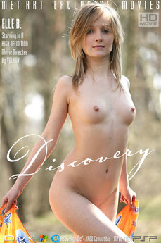 65 MetArt members tagged Elle B and erotic images gallery Discovery 'beautiful all over'