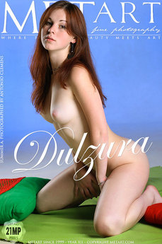 416 MetArt members tagged Summer A and erotic photos gallery Dulzura 'freckles'