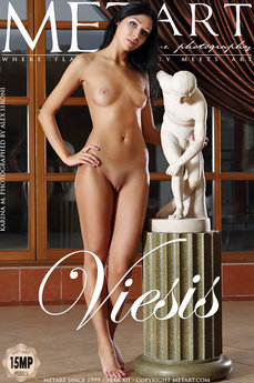 MetArt Gallery Viesis with MetArt Model Karina M