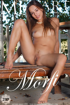 194 MetArt members tagged Dominika A and erotic photos gallery Morfi 'open legs'