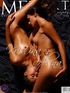 MetArt Alena C & Kristina D in Sisters
