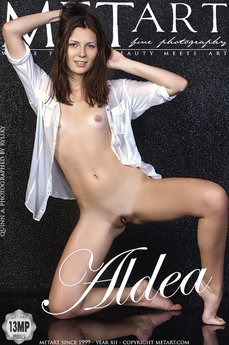Met Art Aldea nude photos gallery with MetArt model Quinn A