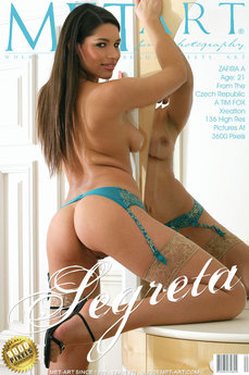 83 MetArt members tagged Zafira A and erotic photos gallery Segreta 'superb breasts'