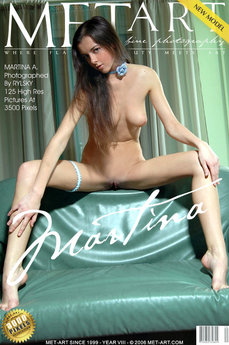 4 MetArt members tagged Martina A and nude photos gallery Presenting Martina 'milf art'