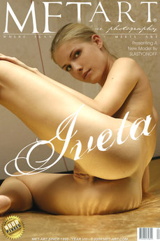 MetArt Gallery Presenting Iveta with MetArt Model Iveta B