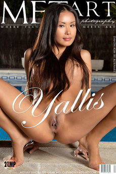 MetArt Gallery Yallis with MetArt Model Davon Kim