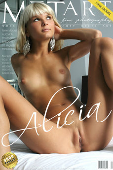 MetArt Gallery Presenting Alicia with MetArt Model Alicia A