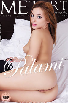 Met Art Palami erotic photos gallery with MetArt model Alyssa A