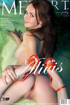 43 MetArt members tagged Nastya E and nude pictures gallery Alivis 'brunette'