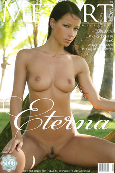 MetArt Gallery Eterna with MetArt Model Melisa A
