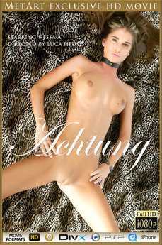 MetArt Gallery Achtung with MetArt Model Nessa A
