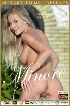 MetArt Gallery Minore with MetArt Model Candice B